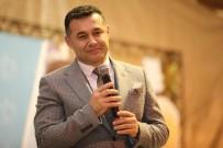 FUTBOL SAHASI - Başkan Yücel, Vatandaşlarla Buluşmaya Devam Ediyor