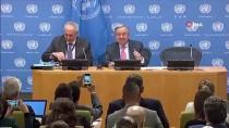 BASIN TOPLANTISI - BM Genel Sekreteri Guterres'ten Türkiye Açıklaması