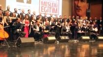 Bursa'da 'İş'ten Sesler Korosu' Konseri