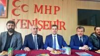 BERABERLIK - Cumhur İttifakı Seçim Çalışmalarına Yenişehir'den Başladı