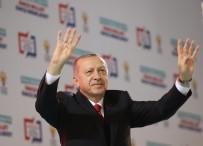 BERABERLIK - Cumhurbaşkanı Erdoğan Açıklaması 'Cumhur İttifakı İle Kurduğumuz Gönül Birliğini Hep Birlikte Zafere Taşıyacağız'