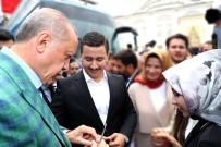 HUKUK DEVLETİ - Cumhurbaşkanı Erdoğan'dan 15 Temmuz Gazisi'ne Büyük Jest