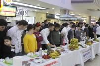 Engelli Öğrenciler Usta Şeflerle Birlikte Waffle Şov Yaptı