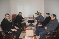 Faruk Kılıç Gazetecilere Ziyaretlerini Sürdürüyor