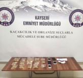 ÇEYREK ALTIN - FETÖ'den Ceza Alan Şahıs 3,6 Kilo Altınla Umreye Giderken Yakalandı