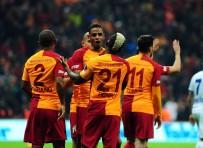 GALATASARAY - Galatasaray Bu Sezon İki Maçta Da Ankaragücü'nü Yendi