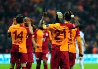 CIMBOM - Galatasaray'ın Evindeki Seriyi 29 Maça Çıkardı