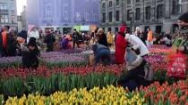 ZİYARETÇİLER - Hollanda'da Ulusal Lale Günü'ne Yoğun İlgi