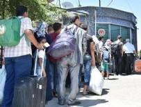 İÇIŞLERI BAKANLıĞı - İşte oy kullanacak Suriyeli sayısı...