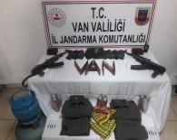 EL BOMBASI - Jandarmadan Terör Operasyonu