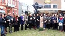 Kadın Cinayetleri Edirne'de Protesto Edildi