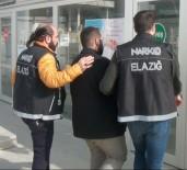 Kafede Bin 863 Adet Uyuşturucu Hap İle Yakalandı