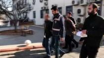 HIRSIZLIK BÜRO AMİRLİĞİ - Kahramanmaraş'ta Akü Hırsızlığı