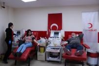KıZıLAY - Kan Stoklarında Yüzde 50 Azalma
