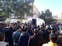 OLAY YERİ İNCELEME - Kızıltepe'de Taşlı Sopalı Kavga Açıklaması 3 Yaralı