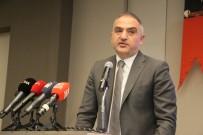 YıLBAŞı - Kültür Ve Turizm Bakanı'nı Ersoy' Kışın Ekmek Peynir Fiyatına Otel Veriliyor, Bu Olmaz'