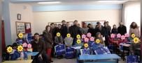 Lice'de 2 Bin Öğrenciye Kışlık Kıyafet Dağıtıldı
