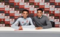 İNGILTERE - Liverpool, Trent Alexander-Arnold İle Sözleşme Uzattı