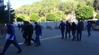 UYUŞTURUCU TİCARETİ - Manavgat'ta Uyuşturucu Operasyonu Açıklaması 4 Gözaltı