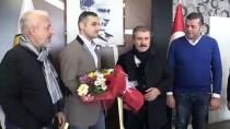 Mustafa Destici'den Eskişehirspor'a Ziyaret