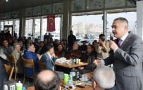 GÜRÜLTÜ KİRLİLİĞİ - Mustafa Savaş Açıklaması 'Aydın'da Olmazsa Olmazımız, Katılımcı Bir Yönetim Anlayışı Olacak'