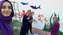 ÇİZGİ FİLM - Öğrenci Velisinin Projesiyle Okul Renklendi