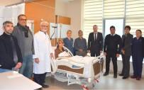 Ortaca Devlet Hastanesinde İlk Mide Kanseri Ameliyatı Yapıldı