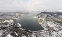 DOLULUK ORANI - (Özel) Etkili Kar Yağışı Yüzleri Güldürdü