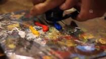 TERÖRLE MÜCADELE - 'Sanattaki En Büyük İddiam İnsana Dokunmak'