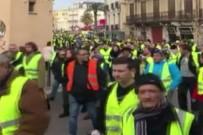 BORDEAUX - Sarı Yelekliler 10'uncu kez sokakta