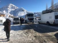 Tunceli-Erzincan Karayolu Tır Trafiğine Açıldı