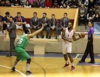 ÜMIT SONKOL - Türkiye Basketbol 1. Ligi Açıklaması Karesispor Açıklaması 92 - Ankara DSİ Mamakspor Açıklaması 95