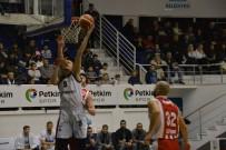 Türkiye Basketbol 1. Ligi Açıklaması Petkim Spor  Açıklaması 101- Edirne Spor  Açıklaması 77