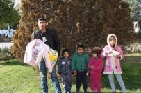 ÖZGÜR SURİYE ORDUSU - Türkiye'de Doğan Suriyeli Çocuklar Anavatanlarıyla Tanışacak