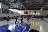 Türkiye Kadınlar Basketbol Ligi Açıklaması Elazığ İl Özel İdare Açıklaması 59 - Çankaya Üniversitesi Açıklaması 72