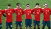 TOLUNAY KAFKAS - U16 Milli Takım Ege Kupası'nı Kazandı