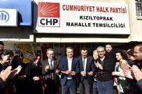 Uysal, Partisinin Mahalle Temsilciliği Açılışına Katıldı