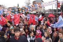 YEREL SEÇİMLER - Yahşihan'da AK Parti Miting Havasında Seçim Bürosu Açtı