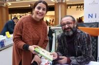 Yazar Sinan Yağmur, Nissara AVM'de İmza Ve Söyleşi Gününe Katıldı
