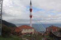 AÇILIŞ TÖRENİ - AK Parti'li Başkan, Köyünün Camisini Restore Ettirdi