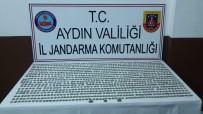 HELENISTIK - Aydın'da 1050 Adet Gümüş Sikke Ele Geçirildi