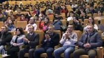 SOSYAL BILGILER - Aydın'da Özel Öğrencilerden Halk Oyunları Gösterisi