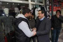Başkan Atilla Yeni Yılın İlk Gününde Hemşehrilerimizle Bir Araya Geldi