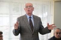 SOSYAL DEMOKRAT - Başkan Kazım Kurt, Doğançayırlılar Derneği'ni Ziyaret Etti