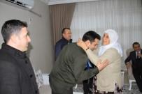 Başkan Yüksel'den Şehit Ailelerine Ziyaret