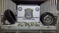 Bolu'da 2018 Yılında Yüzlerce Kilo Uyuşturucu Ele Geçirildi