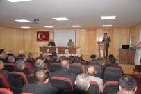 ASKERLİK ŞUBESİ - Bulanık'ta 'Ocak Ayı Güvenlik' Toplantısı