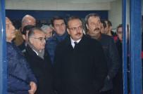 KANSER TEDAVİSİ - Bursa Valisi Canbolat Hastanede Taziyeleri Kabul Etti