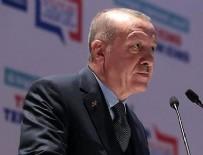 Cumhurbaşkanı Erdoğan: Cumhur ittifakında kimse çizgimizin dışına çıkamaz