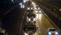 ASKERİ KONVOY - Diyarbakır'a Zırhlı Araç Sevkiyatı